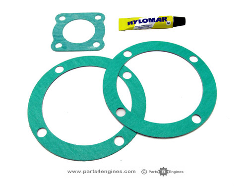 Perkins 4.107 raw water pump mounting gasket kit, from parts4engines.com