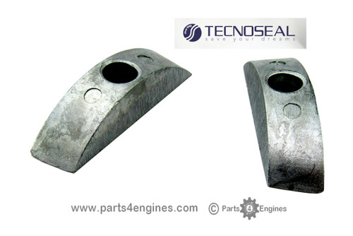 Volvo Penta Zinc Anode plates, from parts4engines.com