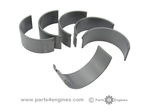 Yanmar 3GM30 Connecting rod bearing set