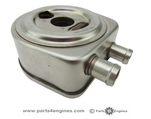 Volvo Penta D2-60F oil cooler 3589333, from parts4engines.com