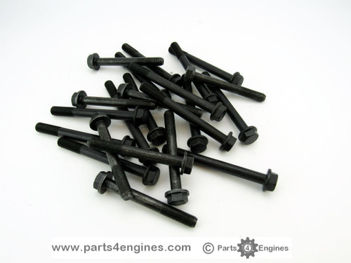 Volvo Penta 2003T Cylinder head bolt set, from parts4engines.com