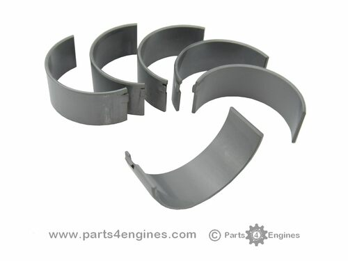 Yanmar 3GM Connecting rod bearing set