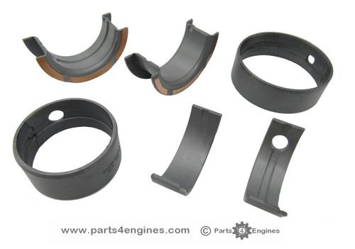 Yanmar 3GM Main bearing set
