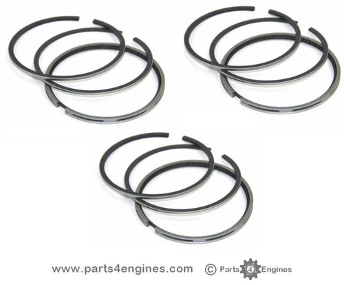 Perkins Perama M35 & 103.15 Piston ring set