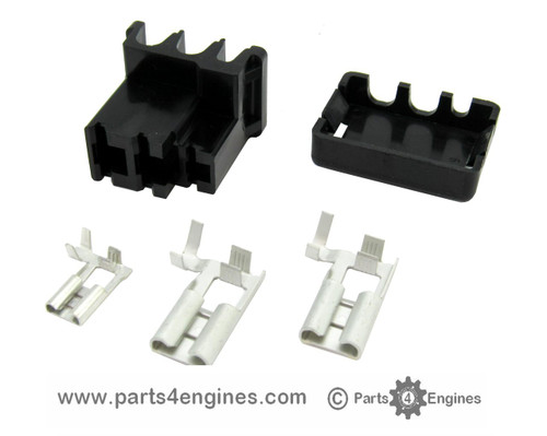 Alternator plug kit, from parts4engines.com