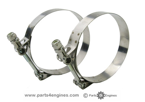 T-Bolt Clamp set, from parts4engines.com