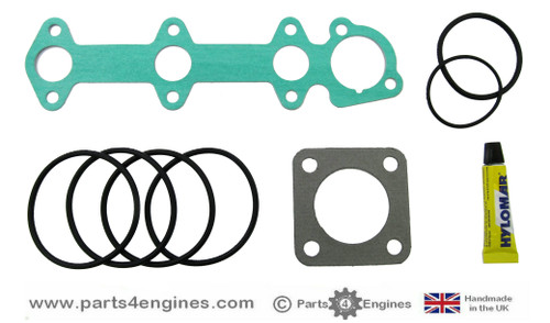 Volvo Penta D1-20 Heat Exchanger gasket & seal kit, from parts4engines.com