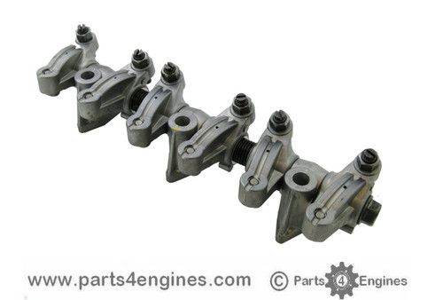 Volvo Penta MD2020 Rocker shaft assembly, from parts4engines.com