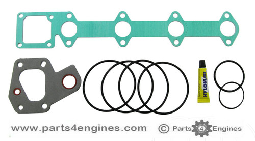 Volvo Penta D2-75 Heat Exchanger gasket and seal kit, from parts4engines.com