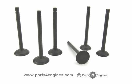 Perkins M25  cylinder head valve set - parts4engines.com