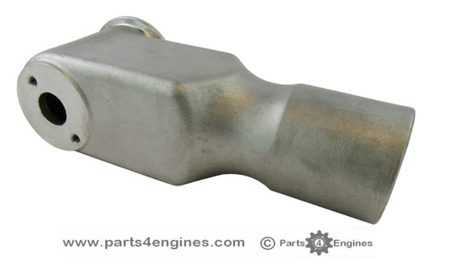 Volvo Penta 2003T Stainless Steel Exhaust Outlet, from parts4engines.com
