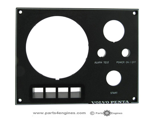 Volvo Penta MD2030 Instrument Panel, push switch from parts4engines.com