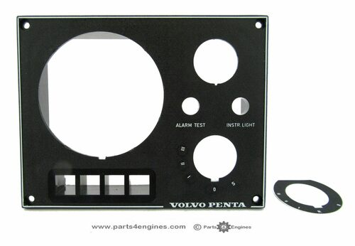 Volvo Penta 2003 Instrument Panel, key switch from parts4engines.com