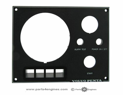 Volvo Penta D2-55 Instrument Panel, push switch from parts4engines.com