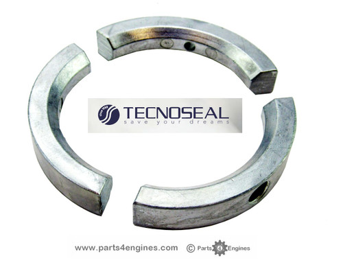Volvo Penta split collar anode, from parts4engines.com