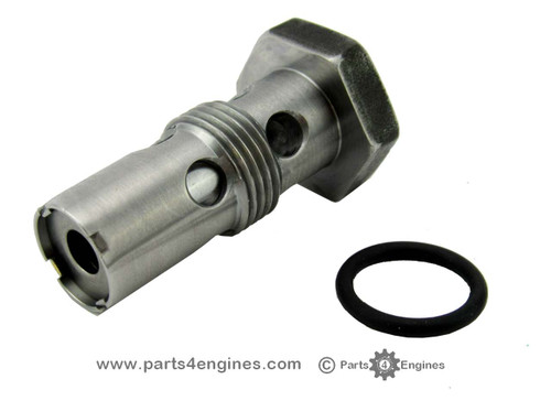 Caterpillar 3003 Oil pressure relief valve, from parts4engines.com