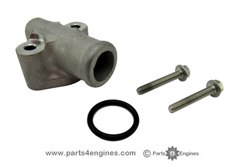 Volvo Penta TMD22 exhaust elbow connector kit from parts4engines.com