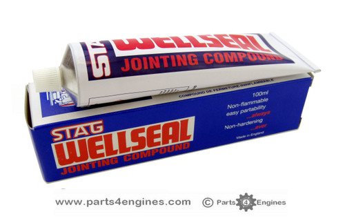 Stag Wellseal Jointing Compound, from parts4engines.com