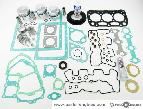 Perkins 403C-07 Engine overhaul kit, from parts4engines .com