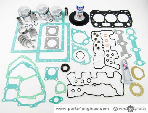 Volvo Penta D1-20 Engine overhaul kit, from parts4engines .com