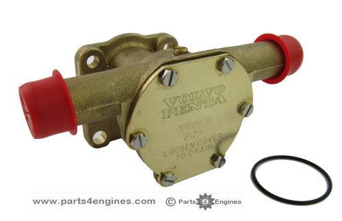 Volvo Penta D1-13 Raw water pump, from parts4engines.com