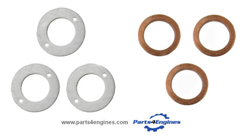 Perkins M30 Injector washer set