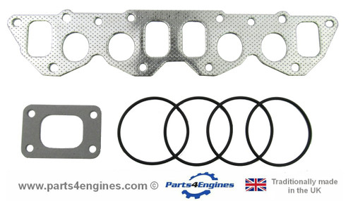 Volvo Pemta TAMD22P & TAMD22P-B Heat exchanger gasket and seal kit, from parts4engines.com