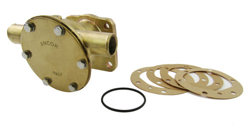 Raw water pump Volvo Penta D1-13, from parts4engines.com