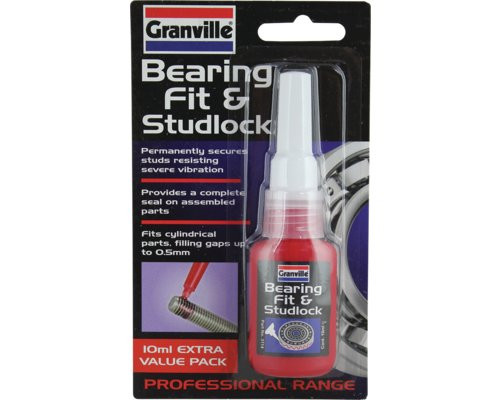 Granville Bearing Fit and Studlock 10ml
