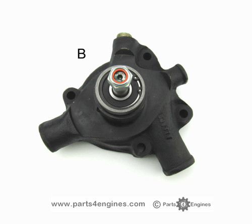 Perkins 4.203 Water Pump from parts4engines.com