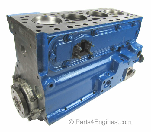 Perkins 4.108 reconditioned engine (short) - parts4engines.com