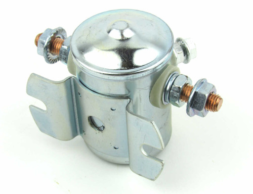 Perkins 4.236 Starter solenoid rear view from parts4engines.com