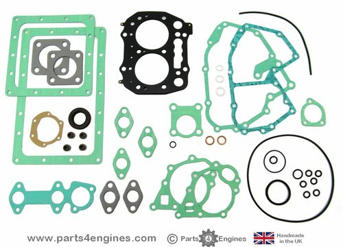 Perkins 100 series 102.05 Complete Gasket with no rear seal