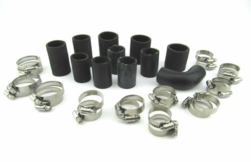 Perkins 4.108 Lowline hose & clip kit - parts4engines.com