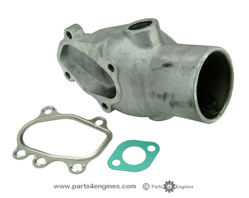 Volvo Penta TMD22 Exhaust manifold outlet from Parts4engines.com