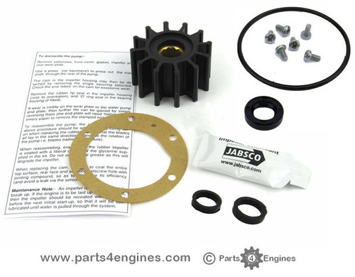Volvo Penta 2003T raw water pump service kit from Parts4engines.com