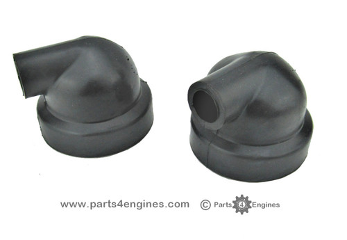 Volvo Penta MD2030 heat exchanger end caps - parts4engines.com