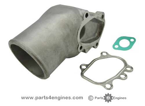 Volvo Penta TAMD22 Exhaust manifold outlet from Parts4engines.com