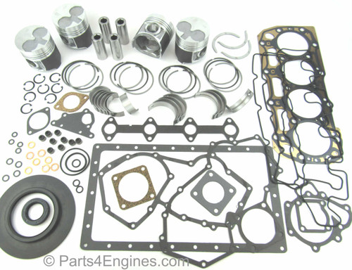 Volvo Penta D2-60 Engine overhaul kit from Parts4engines.com
