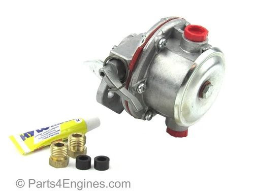 Perkins 4.248 Diesel Lift Pump (2 bolt) early - parts4engines.com