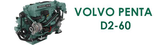Volvo Penta d2-60 parts