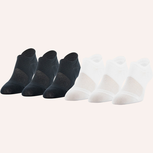 All Day Active Invisible No Show Socks