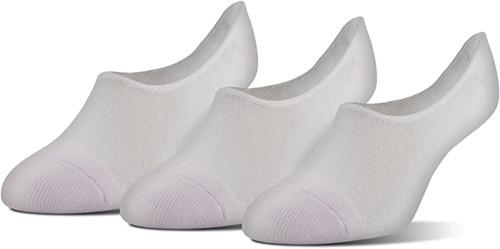 Medipeds NanoGLIDE® Ladies' Liner, 3 Pair (White)