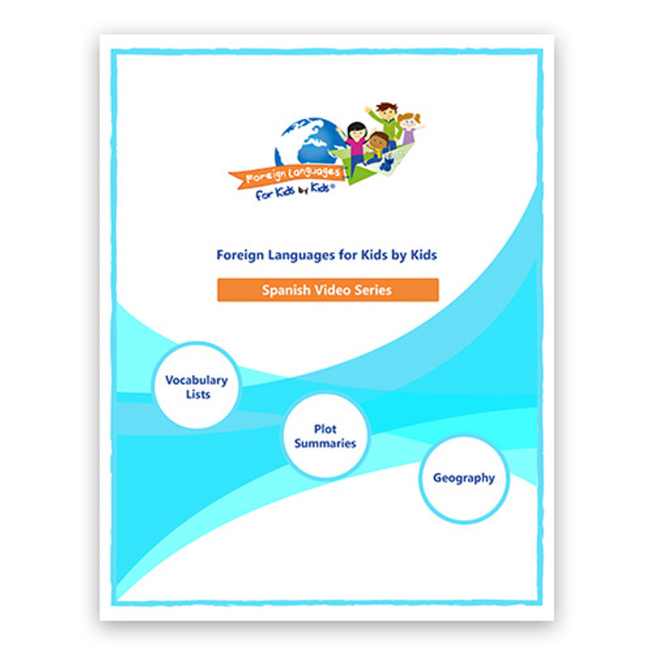 For those who aren't looking for all the supplemental hands-on activities for speaking practice, or the detailed lesson plans in the Teacher's Guides but would like a list of the Spanish taught in each level, then this product is for you. In addition to the Spanish and translations for each level, this Guide also includes all the story summaries as well as the Culture and Geography countries covered.