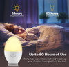 Rechargeable Stellar Night Light *