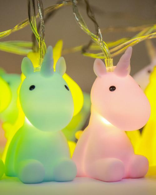 Baby Unicorns Fairy Lights String*