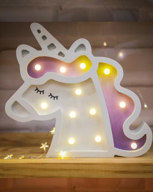 Unicorn Wall Light*