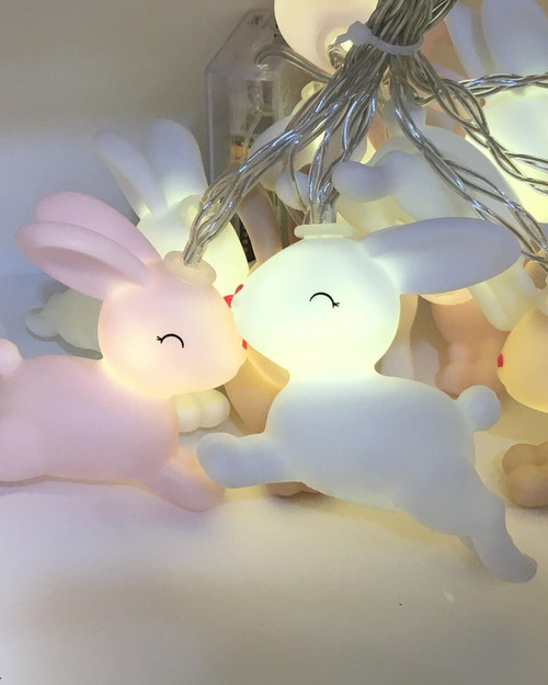 Baby Bunny Fairy Lights String*