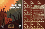 Harlem Unbound 2nd Edition Releases in Hardback and Limited Edition Leatherette