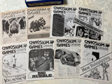 Out of the Suitcase #4: ​cataloging a bit of Chaosium history